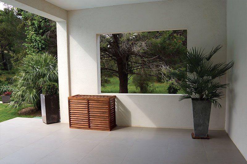 exemples d 39 installations decoclim. Black Bedroom Furniture Sets. Home Design Ideas