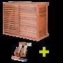 DECOCLIM® - Petit modèle (S) avec Kit rallonge